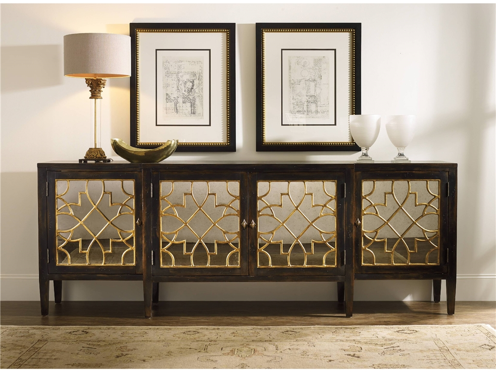 Modern hallway storage gold console table gold metal console table -  3005 85005_inset1